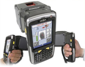 New generation of mobile biometric ID device - Help Net Security