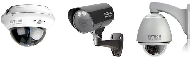 Avtech IP cameras