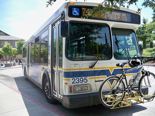 Sacramento Regional Transit hack