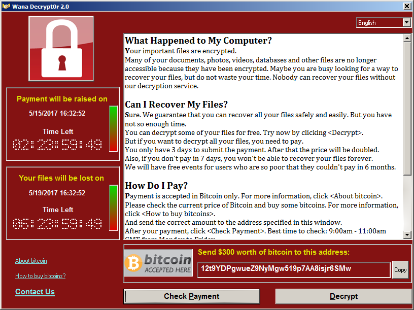massive ransomware campaign