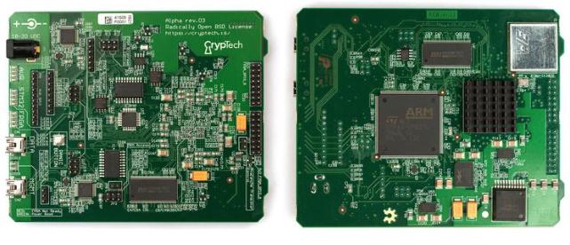 CrypTech Alpha Hardware Security Module