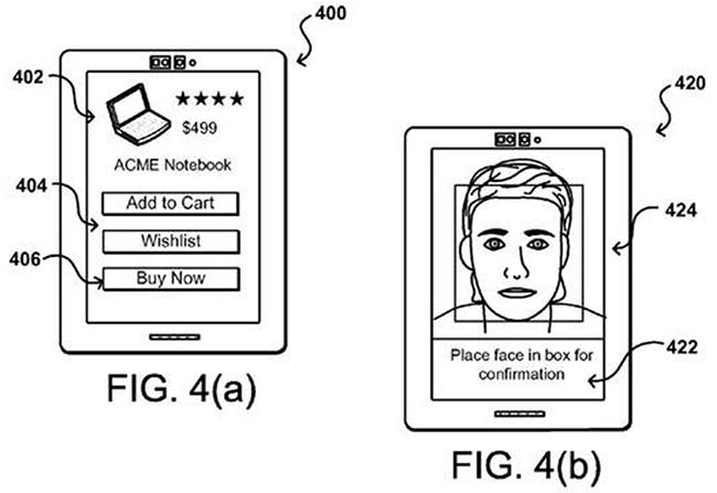 Amazon selfie password