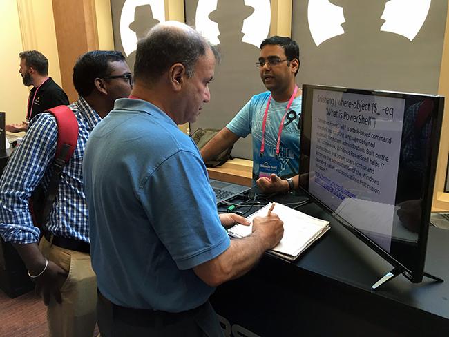 Nikhil Mittal is presenting Nishang
