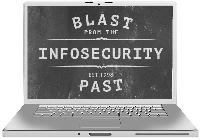 infosecurity past