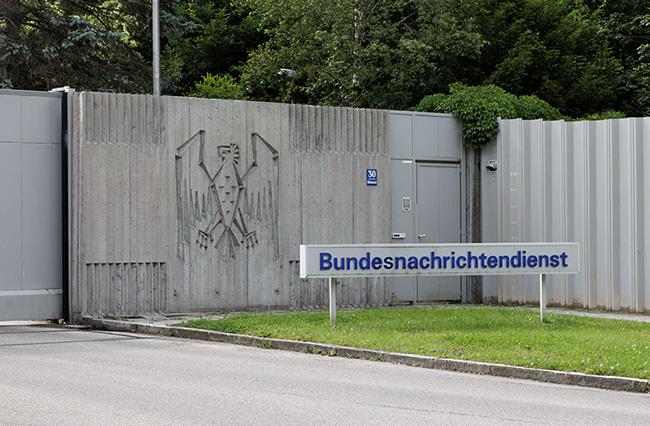 German Federal Intelligence Service