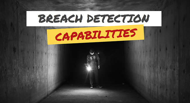 breach detection capabilities