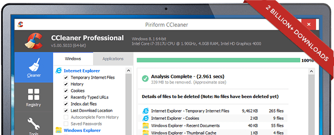 CCleaner backdoor incident