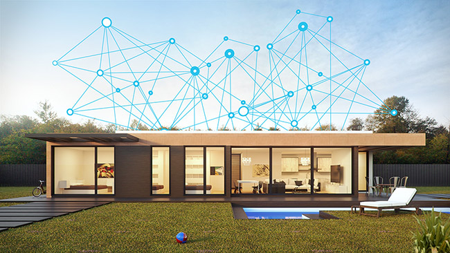 connected home solutions