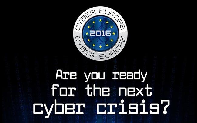 Cyber Europe 2016