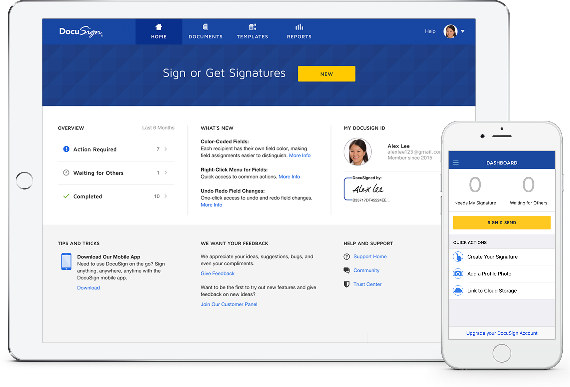 DocuSign breached