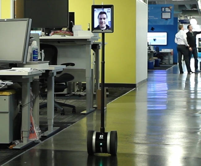 Double Robotics Telepresence Robot can be hacked