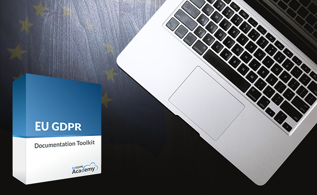 GDPR documentation