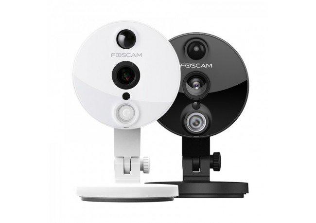 Foscam IP cameras security