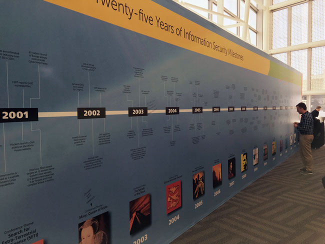 Moscone West entry