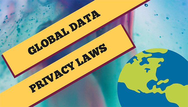 global data privacy laws