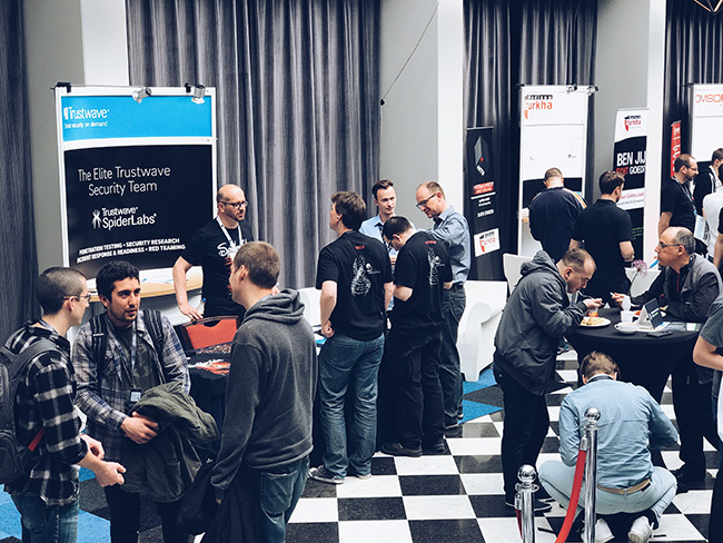 HITBSecConf Amsterdam 2017