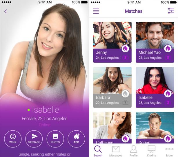 database leak online daters