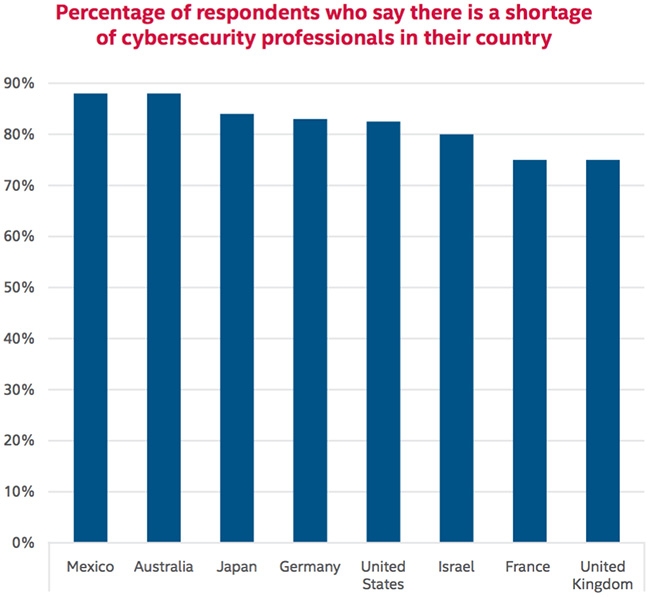cybersecurity talent crisis