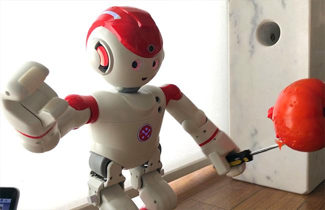 hacked robots insider threat