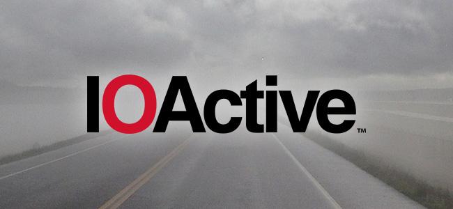 IOActive Advisory Services