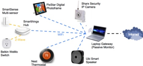 A possible future for IoT security