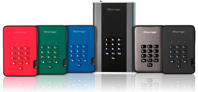 ultra-secure hard drives