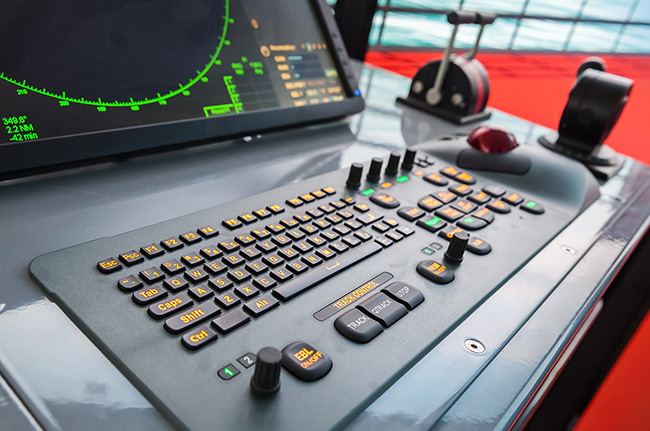 cybersecurity maritime shipping