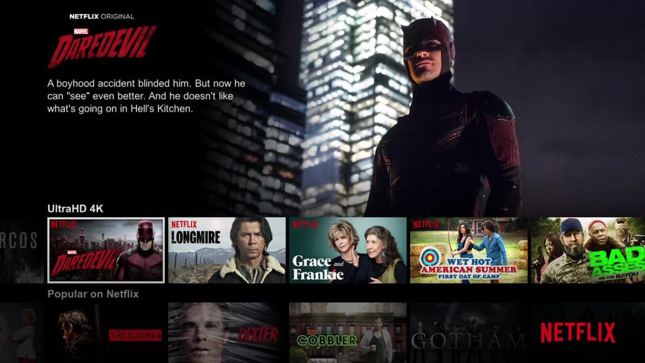 Netflix phishing