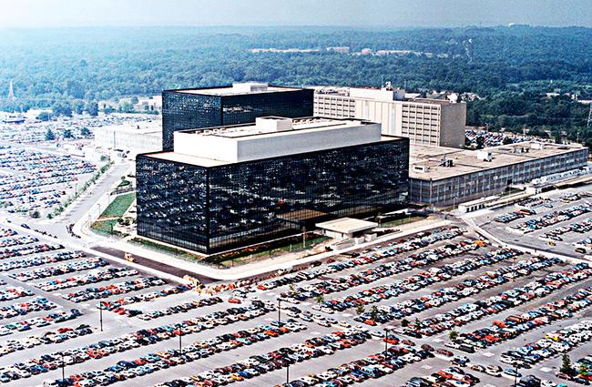 NSA spied