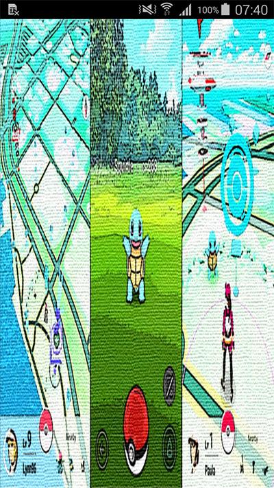 Pokemon Go Ultimate freezes screen