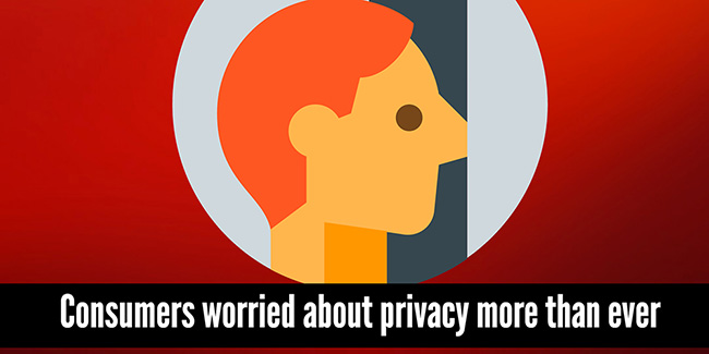 consumers worried privacy