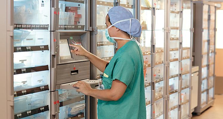 medical supply system