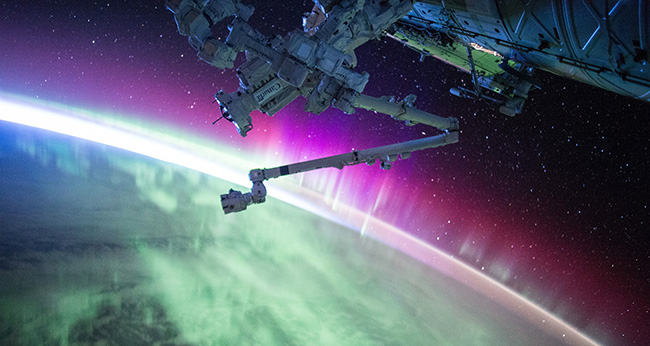 Cybersecurity in space