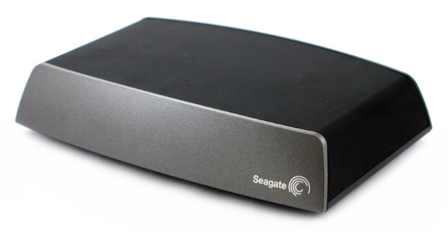 Seagate Central NAS