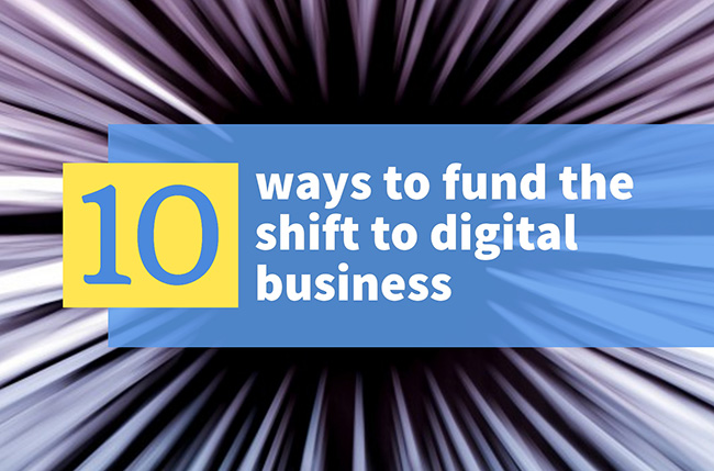 digital business shift