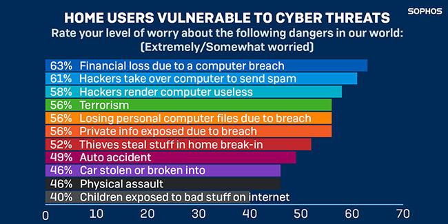 cybercrime worry