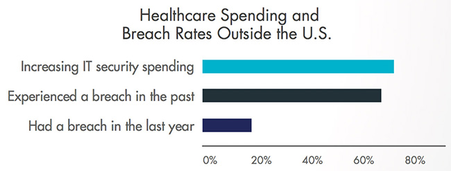 healthcare security spending