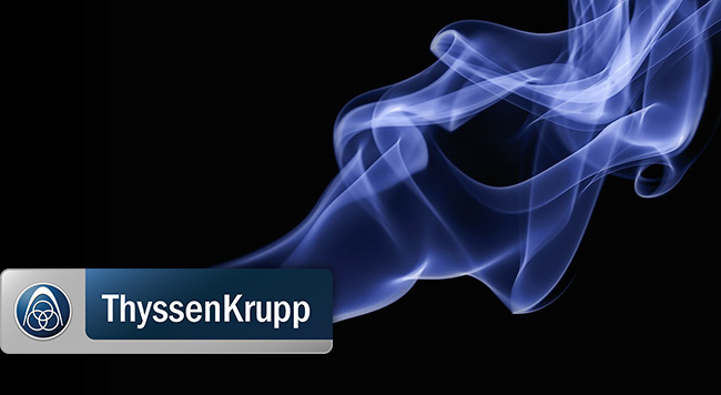 ThyssenKrupp breach