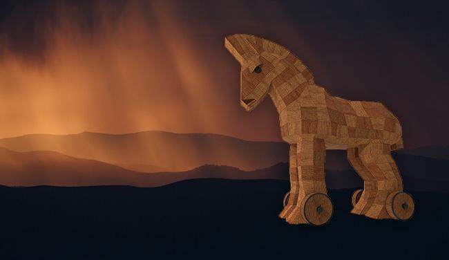 Ramnit Trojan rides again