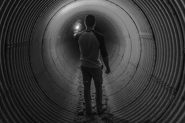 take advantage encrypted tunnels