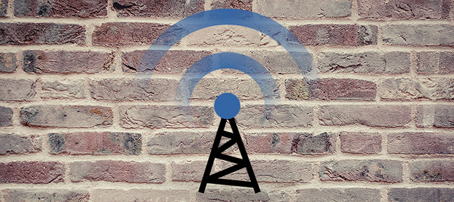 Wi-Fi hack experiment