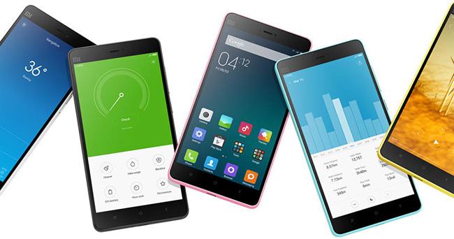 Xiaomi smartphones backdoor