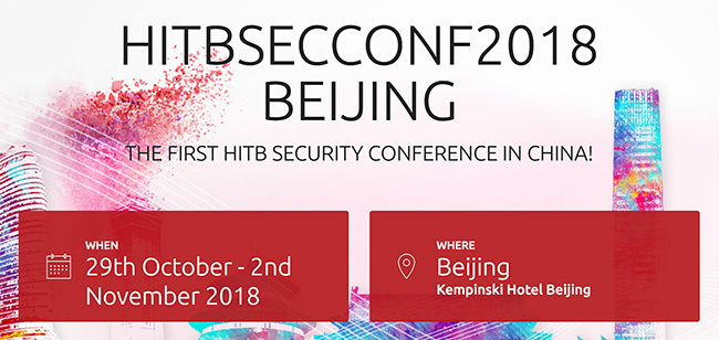 JD-HITBSecConf2018