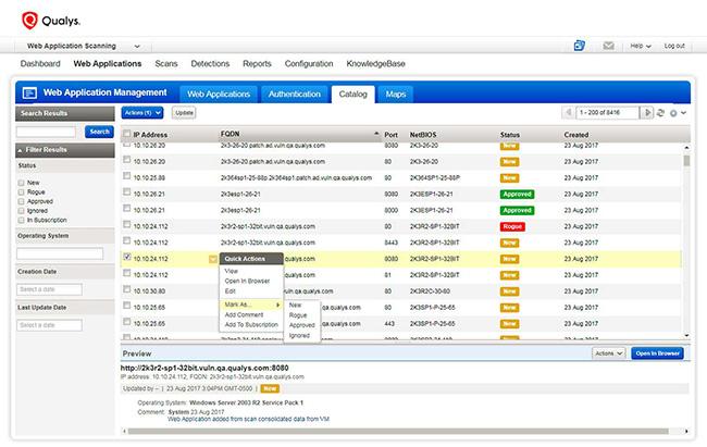 automating web app testing