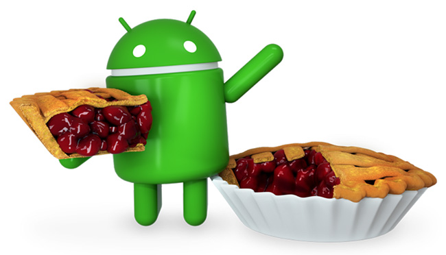 Android Pie security privacy