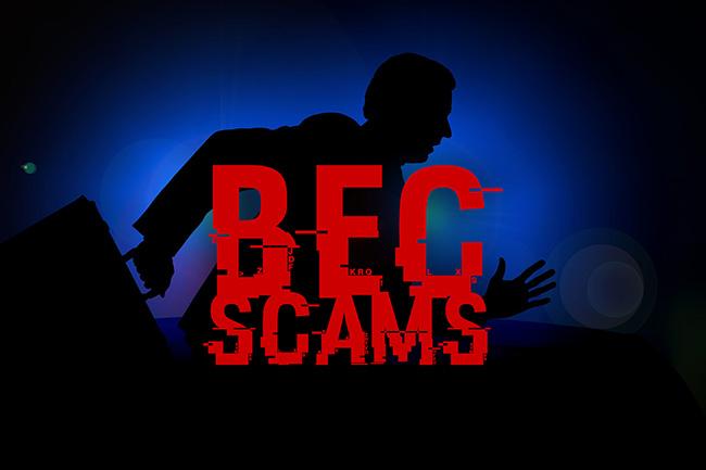 Nikkei BEC scam