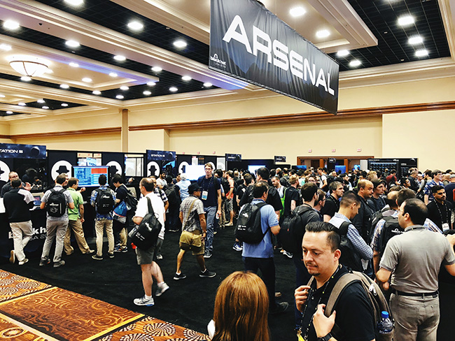 Photo gallery: Black Hat USA 2018