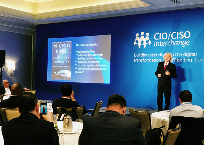 CIO/CISO Interchange secure digital transformation