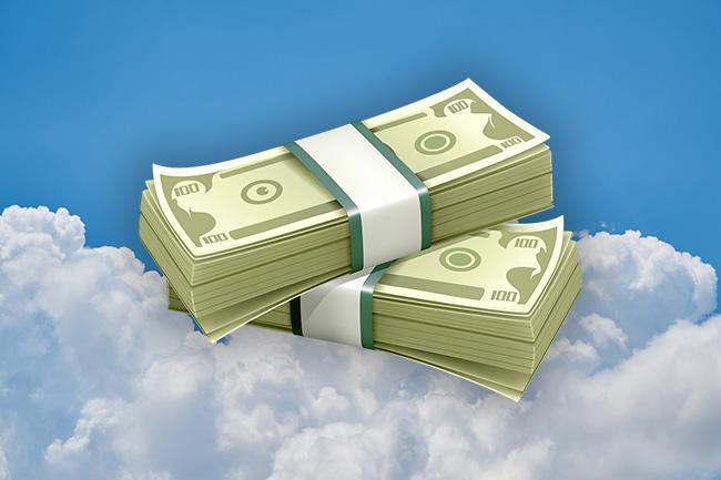 IT infrastructure spending cloud environments
