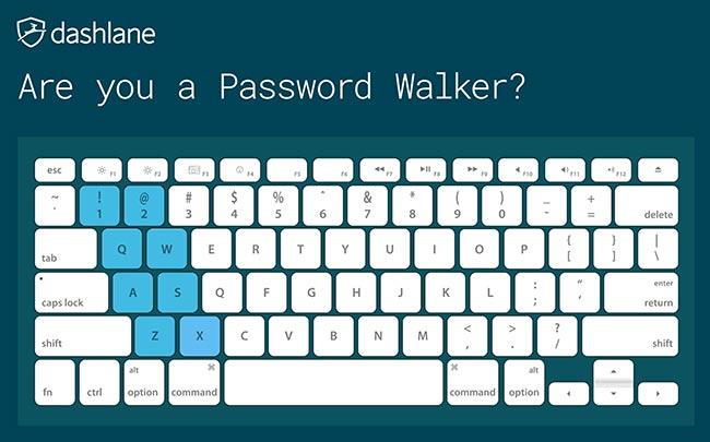 password pattern analysis